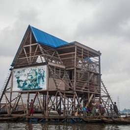 Makoko Floating School: Design Informed by the Needs of the Local Image
