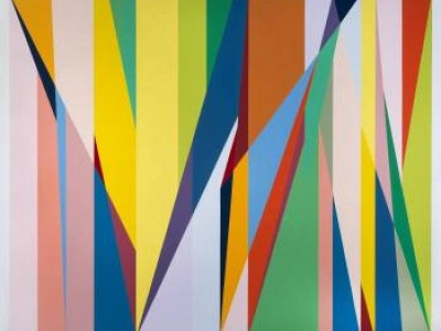 Talking about Beauty, Abstraction and the role of Design in Odili Donald Odita